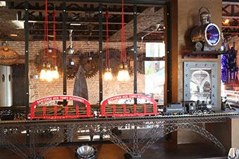 Le restaurant les temps modernes genlis restaurant semi for Maison des temps modernes